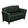 Wexford Leather Loveseat, 76246