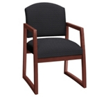 Fabric Arm Chair, 53820