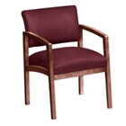 Fabric Guest Arm Chair, CD02926