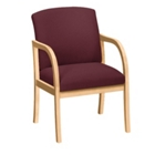 Fabric Arm Chair, 53824