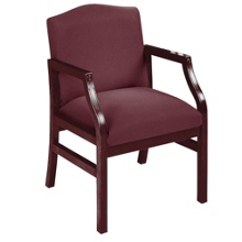 Traditional Guest Chair in Standard Upholstery, 53959