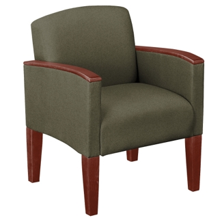 Guest Chair in Print Fabric or Vinyl, 53986