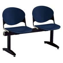 Two Seat Beam Bench, 53992