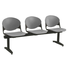 Three Seat Beam Bench, 53993