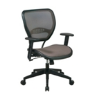 Latte Mesh Back and Seat Chair, CD03227