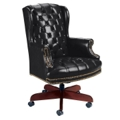 Executive Swivel Chair in Fabric or Vinyl, 55023