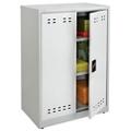 """Steel Storage Cabinet- 42""""H , 31504"""