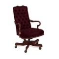 Leather Executive Chair, 55477