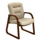 Wood Arm Side Chair, CD01681