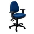 Seven-Way Ergonomic Chair with Arms, 56176
