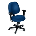 Eight-Way Ergonomic Chair with Arms, 56289