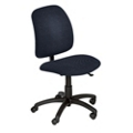 Standard Fabric Armless Task Chair, 56309