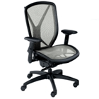 Fluid High Back Executive Mesh Chair, CD00048