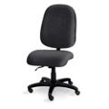 Heavy-Duty Multi-Shift High Back Armless Ergonomic Chair, 56499