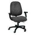 Heavy-Duty Multi-Shift High Back Ergonomic Chair, 56501