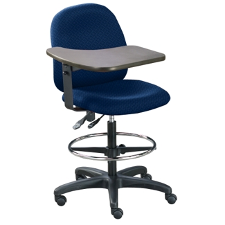 Laptop Stool with Tablet Arm, 56551