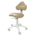 Oversized Dental Stool with HybriGel Seat, 56616