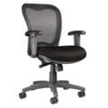 LXO Mid-Back Mesh Chair, 56749