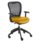 MXO Mid-Back Mesh Conference Chair, 56750