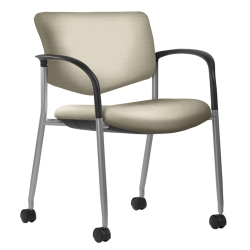 Live Stack Chair with Casters, 56758