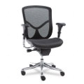 EQ Series Ergonomic Mesh Chair, 56765