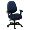 High Back Ergonomic Chair with Arms, 56777