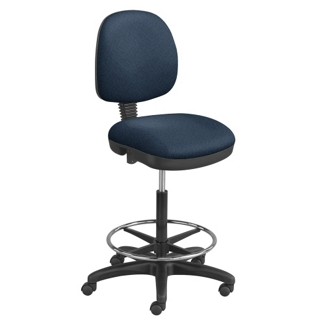 Low Back Armless Ergonomic Stool, 56779