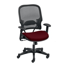 Capitol High-Back Mesh Chair, 56851