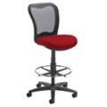 Armless Mid-Back Task Stool, 56908
