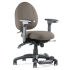 Petite Chair With Footrest, CD09447