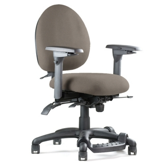 Petite Chair With Footrest, 56916