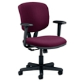 HON Volt Fabric Task Chair with Arms, 56923