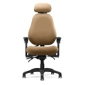 Ergonomic Computer Chair with Headrest, 56986