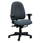 Ergonomic Mid Back Task Chair, CD02500