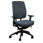 Ergonomic Mid Back Chair, CD02494