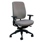 Designer Fabric Ergonomic Computer Chair, CD02495