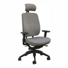Designer Fabric Crave High Back Executive Chair, CD02497