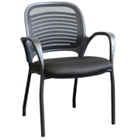 Guest Chair with Mesh Back, CD06033