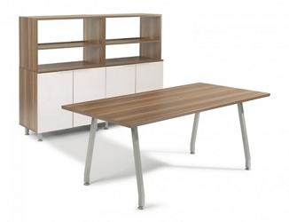 """72""""W Desk with Storage, 14648"""