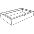 Center Drawer for Causeway Desks, 92037