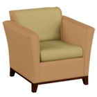 Fabric/Vinyl Guest Chair, 75086