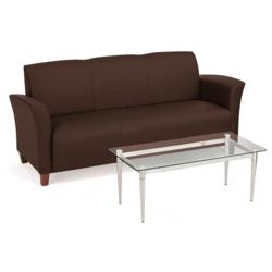 Flare Eco Leather Sofa, 75160