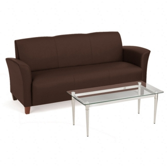Flare Eco Leather Sofa, 75160