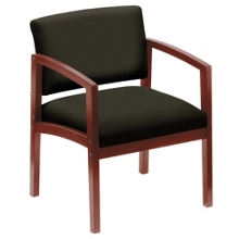 400 lb. Capacity Oversized Fabric Guest Chair, 75169