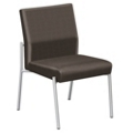 Uptown Armless Guest Chair in Standard Fabric, 75216