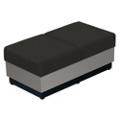 Vinyl Two-Seat Modular Bench, 75276