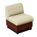 Vinyl Modular Guest Chair, 75277