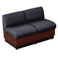 Standard Fabric Modular Loveseat, 75270