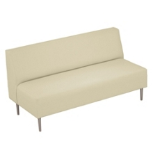 Straight Sofa in Vinyl, 75305