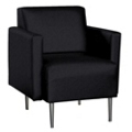 Club Chair in Fabric, 75309